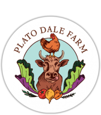 The best in local, organic produce! http://www.platodalefarm.org/